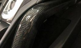 Cayenne凱燕 碳纖維六件式握把