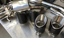 Macan 2.0 跑車排氣系統 SFX製造