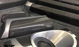 Cayenne凱燕碳纖維九件式 SFX製造