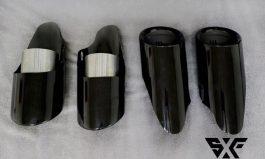 Macan 類原廠3.0跑排尾飾管