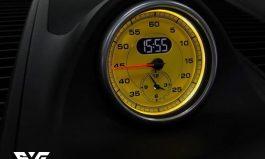 跑車計時器面盤更換