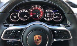 Porsche Cayenne E3 保時捷 新凱燕 儀表紙