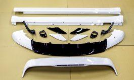 Macan 高品質烤漆交換件