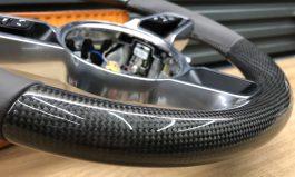 碳纖維方向盤 SFX製造
