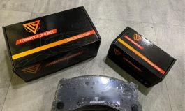 Macan 2.0、3.0、3.6 SFX特製煞車皮