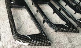 Cayenne E3 碳纖維七件式