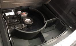 Cayenne E3 後車廂製物盒