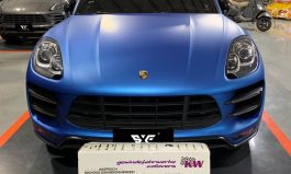 KW V3 避震器 for Macan