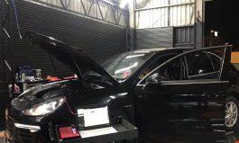 Cayenne Diesel 3.0(958 凱燕 柴油)基礎定期保養