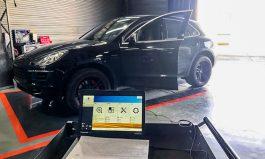 Macan S  Diesel 3.0 柴油 基礎定期保養