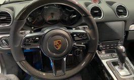 718 Sport Chrono 跑車計時套件含方向盤駕駛模式切換旋鈕