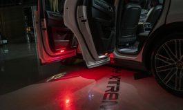 Cayenne E3 / coupe 車門投射燈