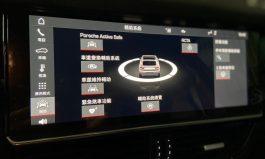 Cayenne E3/Coupe 變換道路輔助系統 原廠 (防眩後視鏡功能)