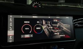 Cayenne E3/Coupe 原廠氛圍燈