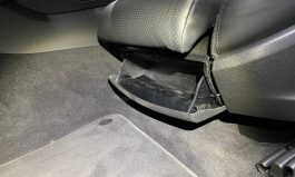 凱燕 Cayenne E3/Coupe 椅下置物盒
