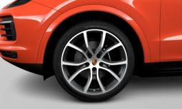 Cayenne Coupe 鍛造原廠輪框樣式 01