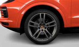Cayenne Coupe 鍛造原廠輪框樣式 02