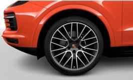 Cayenne Coupe 鍛造原廠輪框樣式 03