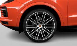 Cayenne Coupe 鍛造原廠輪框樣式 05