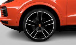 Cayenne Coupe 鍛造原廠輪框樣式 06