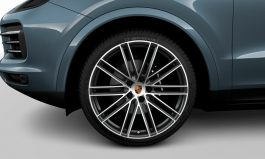 Cayenne E3 鍛造原廠輪框樣式 01
