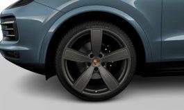Cayenne E3 鍛造原廠輪框樣式 02