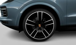 Cayenne E3 鍛造原廠輪框樣式 03