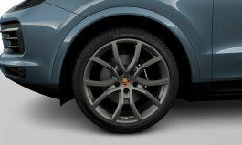 Cayenne E3 鍛造原廠輪框樣式 04