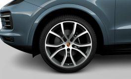 Cayenne E3 鍛造原廠輪框樣式 05