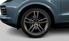 Cayenne E3 鍛造原廠輪框樣式 06