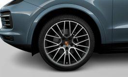 Cayenne E3 鍛造原廠輪框樣式 07