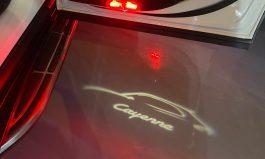 凱燕 Cayenne 車門投射燈